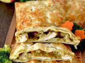 Easy Children-friendly Japanese Curry Chicken Puff Pastry Pies HIGHLY RECOMMENDED!!!