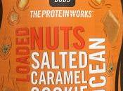 Protein Works Salted Caramel Cookie/Choc Brownie Peanut Butter
