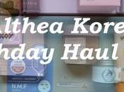 Achieve Flawless Skin with Low-priced Korean Beauty Products Althea Korea Birthday Haul 2018