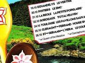 World Dust: Tour France