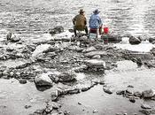 Photo: Fishermen Nouvelle Pêcheurs #photography #benheinephotography #peche #fish #fishing #river #riviere #nature #fishermen #rochefort #belgium #belgique #wallonie