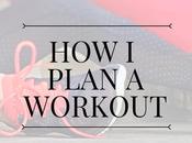 Plan Workout