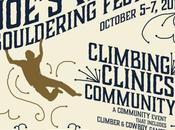 Annual Joe's Valley Bouldering Festival This Weekend