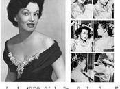 Vintage 1950s Curls Hairstyle Tutorial