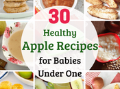 Apple Recipes Babies Under Year