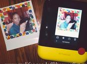 Icon: Polaroid Instant Digital Camera with TouchScreen Display