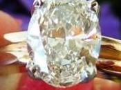 Oval Diamond Handmade Ring