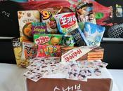 Discovering Korean Snacks from SnackBoom Hotel Bugis Unboxing Tasting Review