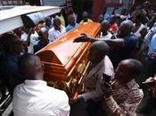 Pictures: Sharon Otieno's Body Leaves Mortuary Grandfather's Home After Husband Refuses Claim