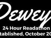 Dewey's Hour Readathon October 2018
