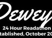 Dewey's Hour Readathon