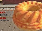 Easy Coconut Bread Recipe