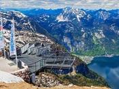 Amazing Dachstein Caves Finger Viewing Platform Near Hallstatt!
