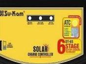Benefit Sukam MPPT Solar Charge Controller