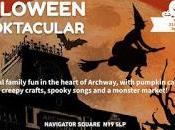 Hallowe'en Spooktacular FREE Guided Walks
