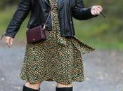 What Wore: Petite Leather Moto Jacket
