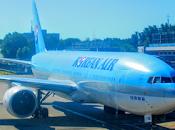 Flying High... Korean Air!