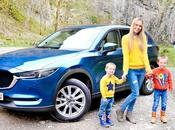 Exploring Cheddar Gorge With Mazda CX-5