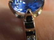 Sapphire Engagement