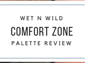 Wild Comfort Zone Color Icon Eyeshadow Palette Review EOTD