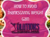 Avoid Thanksgiving Weight Gain