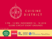 CUISINE DISTRICT Circuit Holiday Night Market