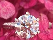 Wonderous Whiteflash Custom Diamond Ring