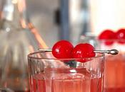 Bourbon Cherry Fashioned Cocktail