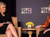 Tina Brown Brings Women World Dallas