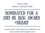 Have Been Nominated 2019 Blog Award