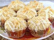 Lemon Candied Ginger Muffins #MuffinMonday