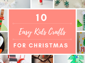 Really Easy Kids Crafts Christmas