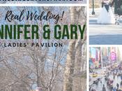 Jennifer Gary's Wedding Ladies' Pavilion