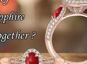 Should Wear Coral Yellow Sapphire Together?