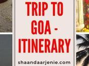 Trip Days Itinerary