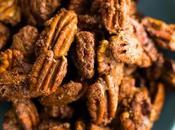 Classic Cinnamon Roasted Pecans