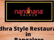 Andhra Restaurant Bangalore Authentic Style Food