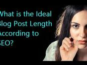 What Perfect Blog Post Length SEO?