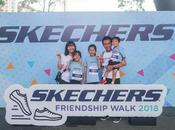 Don't Rain Dampen Your {The Inaugural SKECHERS Friendship Walk 2018}