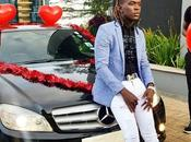 Willy Paul Surprises Sweetheart with Mercedes Benz