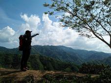 Cebu Highlands Trail Segment Manunggal Ginatilan, Balamban