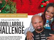 Tasha Cobbs Leonard Kicks #20DollarBillChallenge