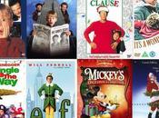Christmas Film Bucket List Blogmas