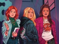 Preview: Buffy Vampire Slayer Bellaire, Mora, Whedon