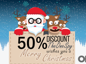 Discount: TheOneSpy Wishes Merry Christmas 2018