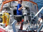Round-the-World Sailing Racer Rescued After Massive Storm Breaks Mast