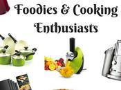 Holiday Gift Ideas Foodies Cooking Enthusiasts 2017