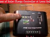 Types Solar Charge Controller Loom