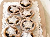 Rustic Mini Cherry Almond Tarts Christmas Made with Fresh Cherries LESS Added Sugar!