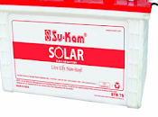 Solar Battery Home Loom